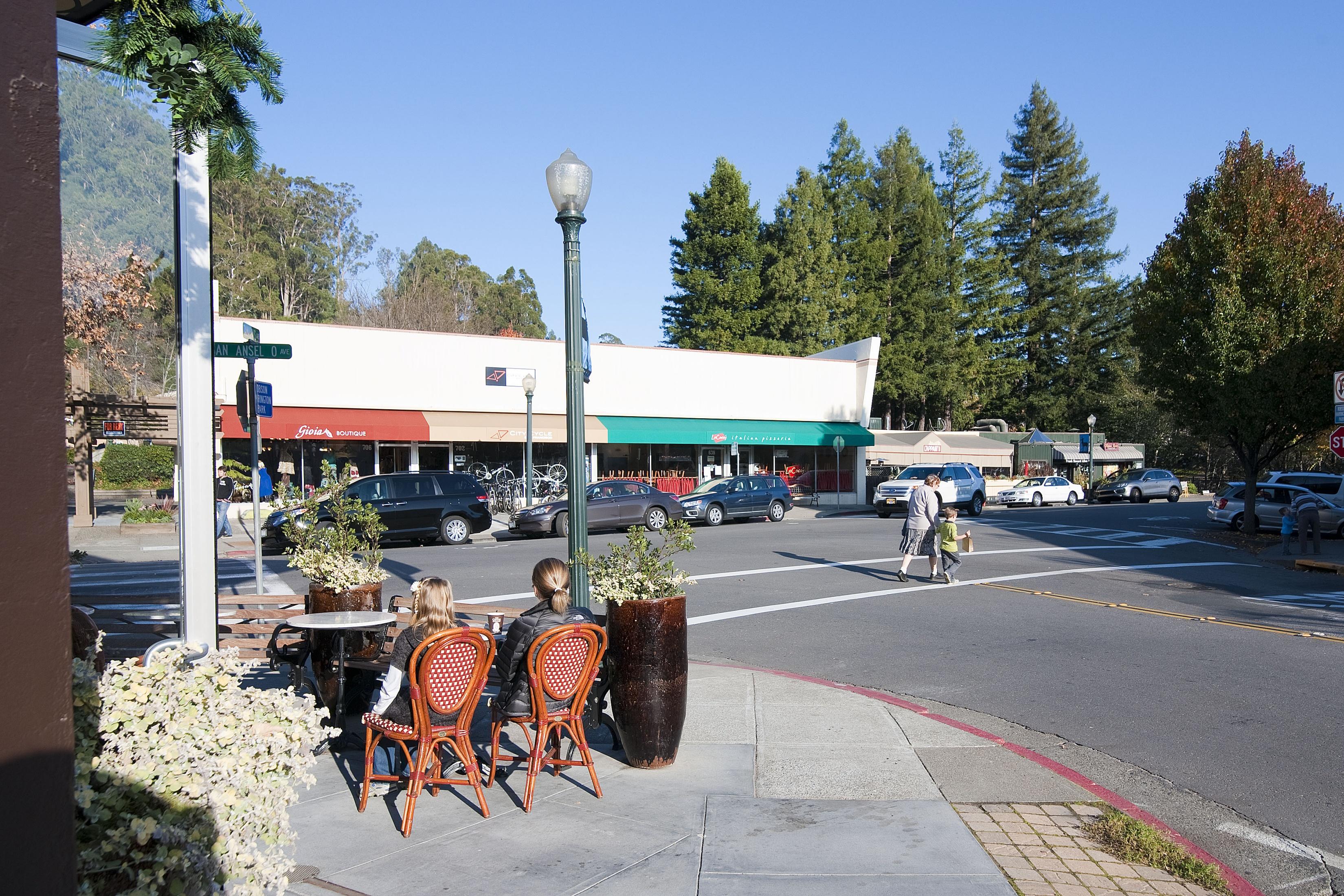 Downtown San Anselmo Restaurants