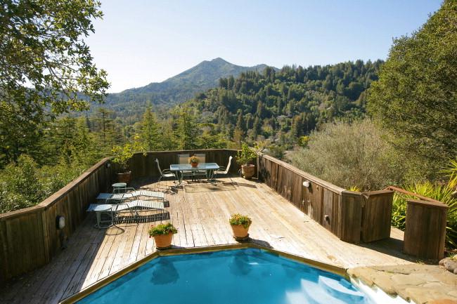 Marin Real Estate Homes For Sale Private Elegant Mt